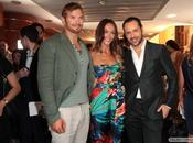 Kellan Lutz Milan Fashion week
