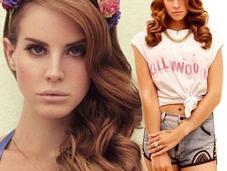 Lana égérie pour H&M
