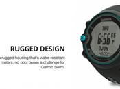 Garmin Swim montre pour mesurer performances nageurs