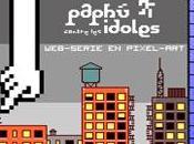 Paphù contre idoles web-série Bits