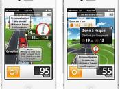 Wikango (avertisseur radars) pour iPhone proposé 4,99 lieu 39,99 €...