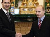 Syrie-Russie Vladimir Poutine lâche-t-il Bachar Al-Assad