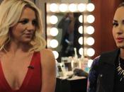 Interview Britney Demi dans coulisses Factor Providence