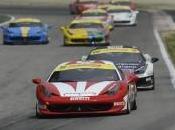 European Ferrari Challenge arrive Budapest
