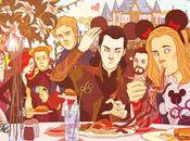 Avengers Assemble Disneyland