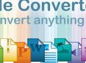 File Converter Convertissez tous fichiers facilement