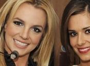 Cheryl Cole avec Britney Spears