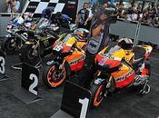 d'Assen ...Honda tête trois catégories!