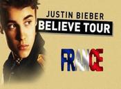 Believe Tour Justin Bieber Paris-Bercy mars 2013 (Vidéo)