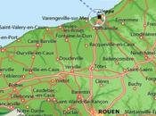 lieux d'inspiration inspiré peintres Normandie Petites Dalles
