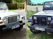Plus belle Jeep