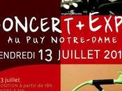 PUYZ'ARTS présentele juillet 2012 Puy-Notre-DameMUS...