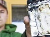 Smartphone d'Apple explose Mauvais présage pour l'iPhone
