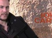 John Carter l'interview Taylor Kitsch