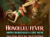 SATINBOX HONOLULU Fever Burlesque show