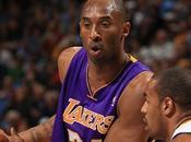 Kobe Bryant pouvoir scorer plus grâce Steve Nash