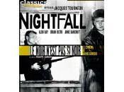 """Nightfall"" noir vire blanc"