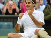 Federer s'impose Wimbledon