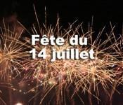 feux d'artifices juillet Auvergne