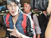 Justin Bieber look Grand rapeur
