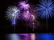Programme feux d'artifices Normandie festoyons juillet