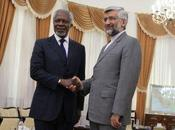 Sollicitation l'Iran Irak Syrie contre crise