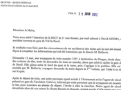 Accident gare SNCF répond maire Val-de-Reuil
