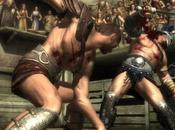 Spartacus Legends (Ubisoft) d'après série