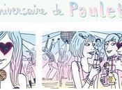 L'anniversaire Paulette