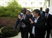 Visite ministérielle l'hôtel Onomo Dakar Airport