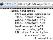 Yahoo plus mots passe volés