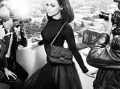 Mila Kunis rétro pour nouvelle campagne Dior