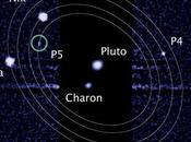 Découverte d'une cinquième lune autour Pluton