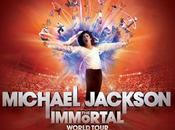 """Michael Jackson """"revient"""" scène avec Cirque Soleil"""