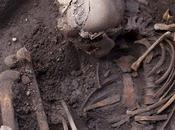 Artefacts l'epoque Azteques decouverts Mexico