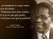 Portrait Grand Aimé Césaire
