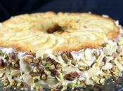 Recette gâteau poires pistaches