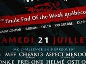 Finale Weak Zoofest 2012!