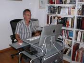 Dans bureau Claude Scasso