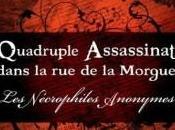 [Numérique] Quadruple assassinat morgue, Cécile DUQUENNE