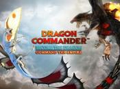 2012] Preview Dragon Commander Dragon, jetpack stratégie
