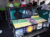 voiture canettes soda recyclées