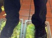Burger King Anonymous rescousse laitue