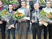 Échecs Dortmund Caruana vainqueur départage