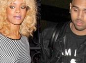 Alerte Saint-Tropez Rihanna Chris Brown sont remis ensemble dans France