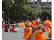 Carnaval Tropical Paris 2012 Place Nation Ronald Tintin