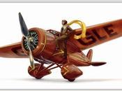 Google doodle célèbre Amelia Earhart