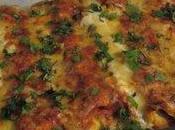 Enchiladas pollo