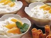 Crème abricots