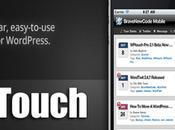 Créer version mobile pour votre blog avec WPTouch